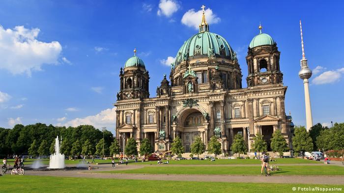 Berlin ick liebe dir deutschland erleben in bildern dw - Casa vacanza berlino ...