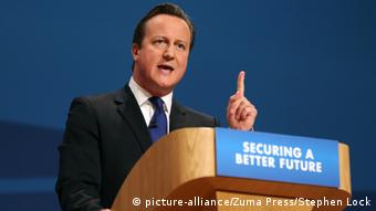 Britanski premijer Cameron sigurno zadovoljno trlja ruke