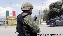 Proteste im mexikanischen Bundesstaat Guerrero