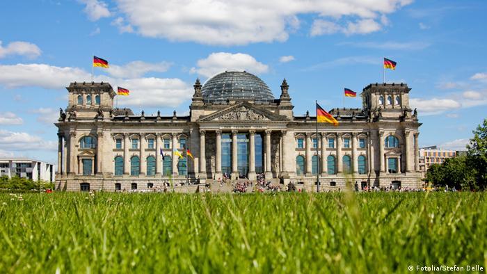Com que frequência há eleições para o Bundestag na Alemanha?