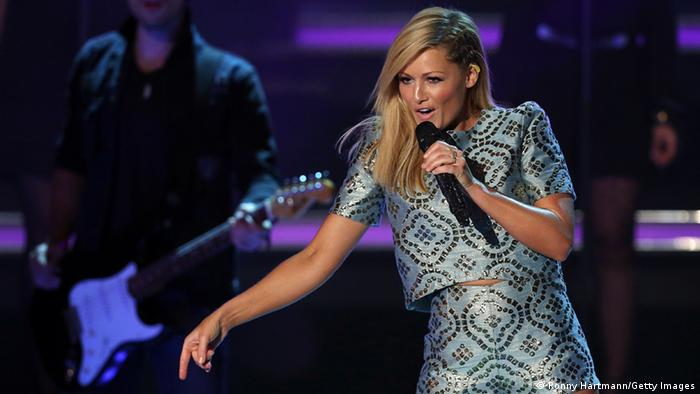 Helene Fischer (Photo by Ronny Hartmann/Getty Images)