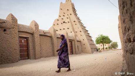 Galerie - Timbuktu Manuskripte