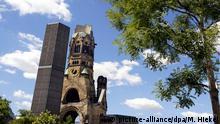 Berlin - Kaiser-Wilhelm Gedächtniskirche