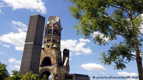 Меморіальна церква кайзера Вільгельма у Берліні