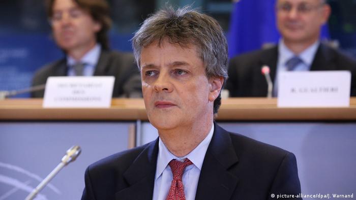 EU - Künftiger EU Komissar Hill