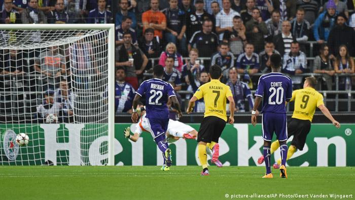 Immobile scores for Dortmund