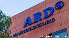 Deutschland Medien ARD-Hauptstadtstudio Logo