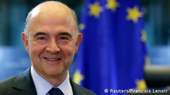 Pierre Moscovici Anhörung im Europaparlament 02.10.2014