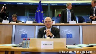 Pierre Moscovici Anhörung im Europaparlament 02.10.2014