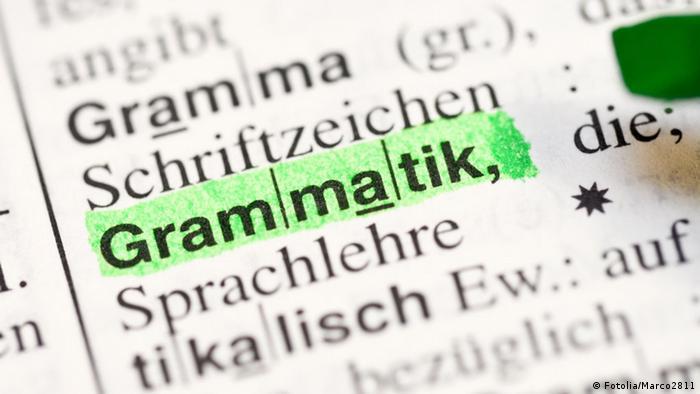Symbolbild deutsch lernen