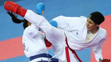 Asian Games Karate Iran
