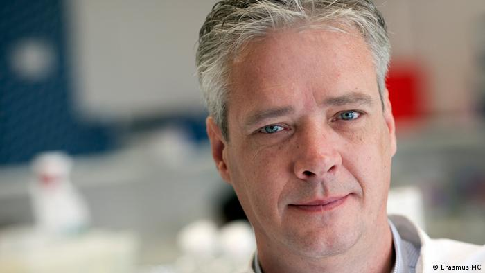 Ron Fouchier has fought legal battles with the Dutch government over his H5N1 research
