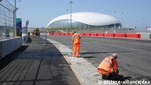 Sotschi Bolschoy Ice Dome Formel 1