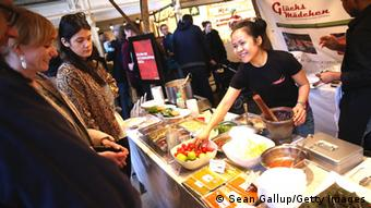 Street Food Thursday in der Markthalle Neun in Kreuzberg