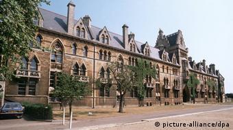 Οξφόρδη, ένα από τα πιο γνωστά βρετανικά πανεπιστήμια