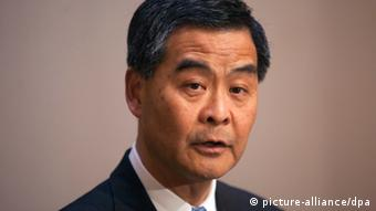 Leung Chun Ying (Foto: picture alliance)