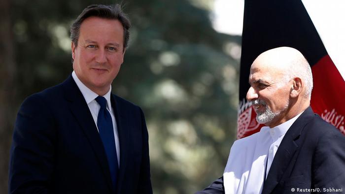 Afghan President Ghani thanks NATO, alongside Cameron | News
