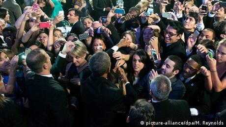 Obama pide el voto latino para conseguir la reforma migratoria | América Latina | DW.DE | 03.10.2014
