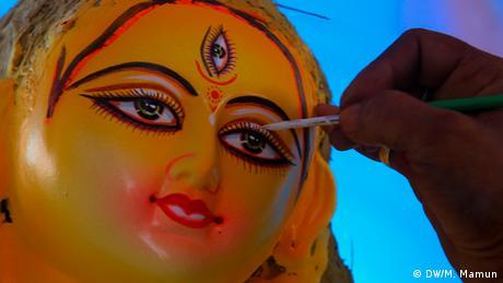 Durga puja Festival (Bildergalerie)