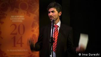 Bradford Literatur Festival 24-26.09.2014 Atif Tauqeer