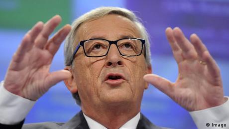 O Γιούνκερ, η Ελλάδα και η ευρωζώνη