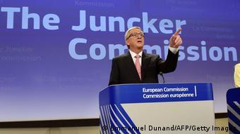 Jean-Claude Juncker EU-Kommissionspräsident 09/2014