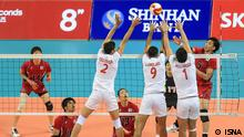 Asian Games Iran Volleyball