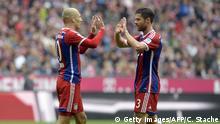 Fußball 1. Bundesliga 7. Spieltag FC Bayern München vs. Hannover 96