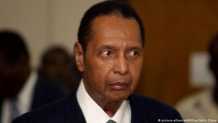 Haiti Ehemaliger Diktator Jean-Claude Duvalier gestorben