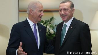 Από την πρόσφατη συνάντηση των δυο ανδρών στο περιθώριο της Γενικής Συνέλευσης του ΟΗΕ στη Νέα Υόρκη