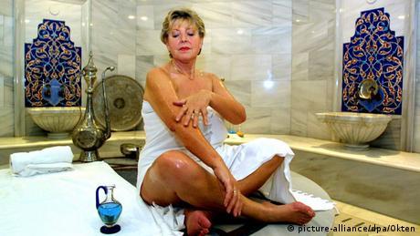 Bildergalerie Körperpflege in Deutschland