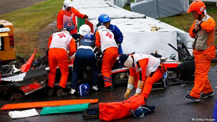 Formel 1 Grand Prix in Suzuka Japan 05.10.2014 (Getty Images)