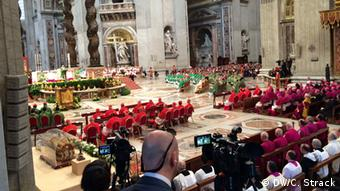 نشست شورای اسقفها