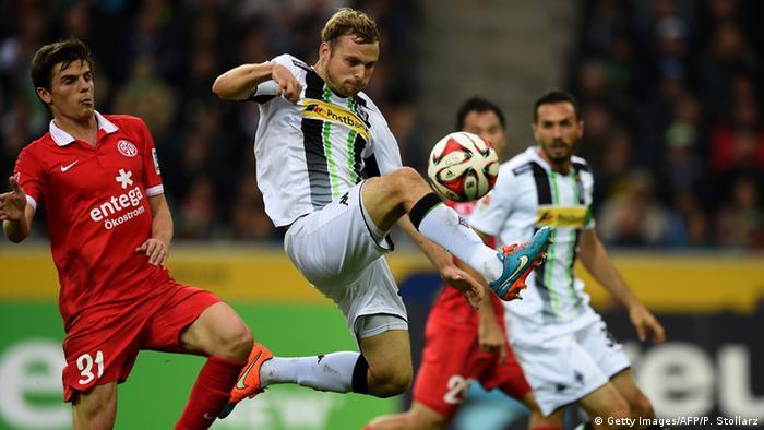 Fußball 1. Bundesliga Borussia Mönchengladbach - FSV Mainz 05