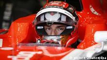 Motorsports: FIA Formula One World Championship 2014, Grand Prix of Italy, #17 Jules Bianchi (FRA, Marussia F1 Team), /eingest. sc