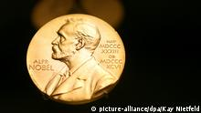 Medaille Alfred Nobel