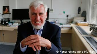 Nobelpreis 2014 (Foto: REUTERS/Suzanne Plunkett).