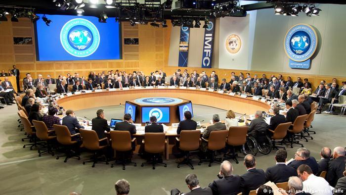 IWF Weltbank Jahrestagung 2011 (picture-alliance/dpa/Imf/s. Jaffe)