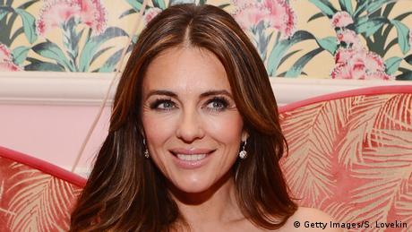 Elizabeth Hurley (Getty Images/S. Lovekin)