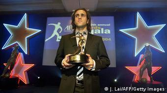 جایزه بهترین بازیکن سال آسیا در دستان مارادونای آسیا قرار گرفت
