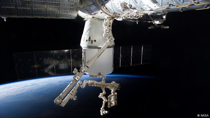 Bildergalerie NASA ESA Alexander Gerst