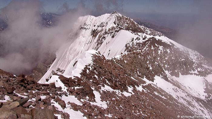 Aconcagua Argentinien Mendoza Berg