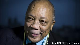 Quincy Jones (Joel Saget/AFP/Getty Images)