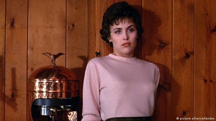 Twin Peaks, Audrey Horne, filmstill (picture alliance/landov)