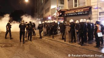 Protesta në Turqi.