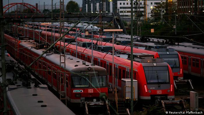 German train drivers end historic strike