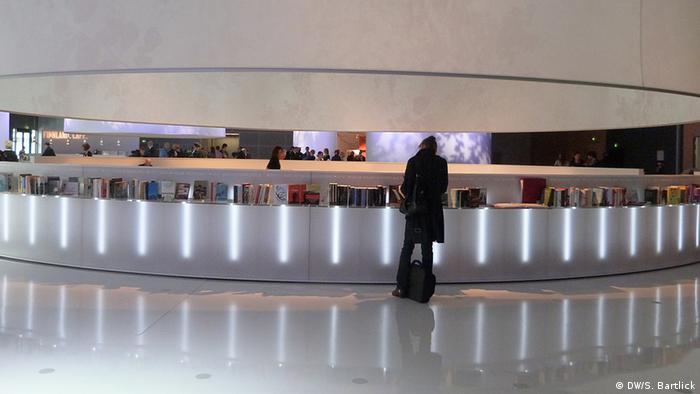 Buchmesse Finnland Pavillon des Gastlandes Finnland