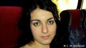 Die griechische Studentin Chrysi-Maria Nikiforaki (Foto: privat)