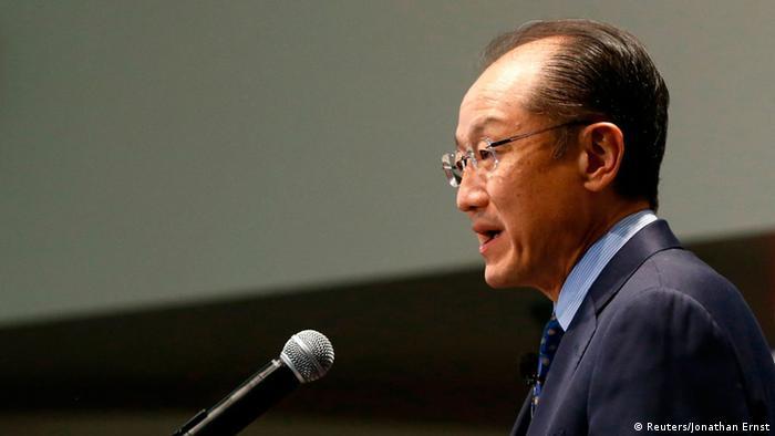 Керівник Світового банку Джим Йонг Кім