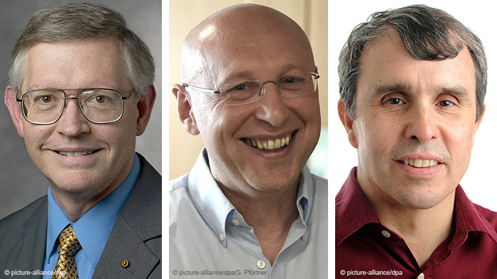 William E. Moerner, Stefan W. Hell, Eric Betzig